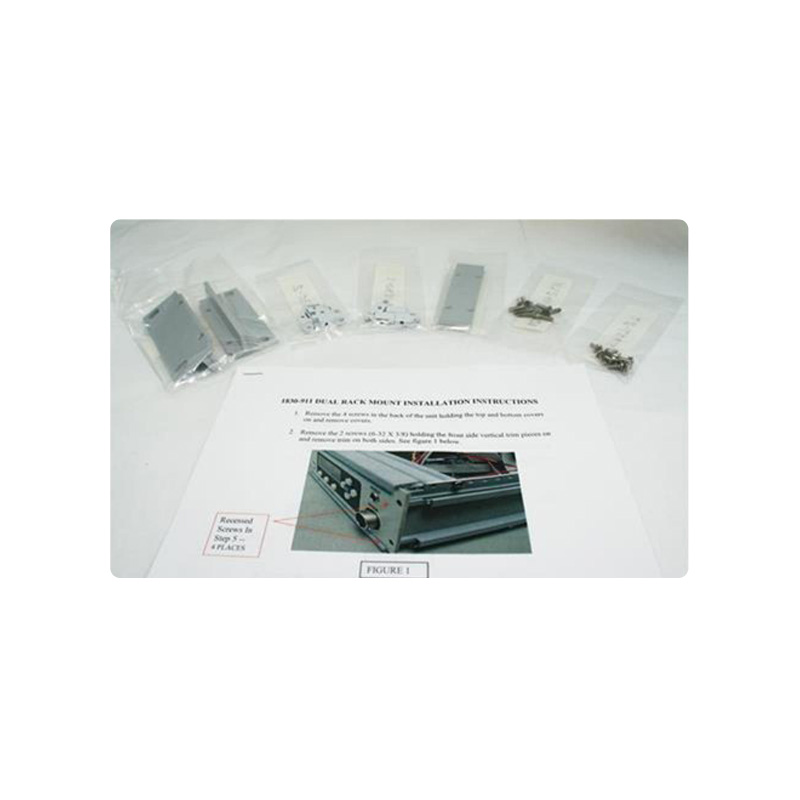 (1830-911) Dual Unit Rack Mount Kit