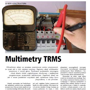 Multimetry TRMS