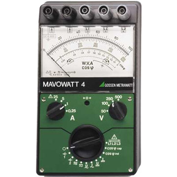 Multimetr MAVOWATT 4